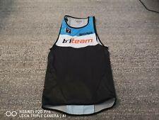 Bioracer  Speedwear Tri Team Cycling Shirt JerseyTrikot Ciclismo Maglia size S