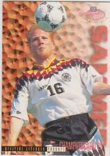 Panini RAN Sat 1 Championcards England 96 #28 Matthias Sammer