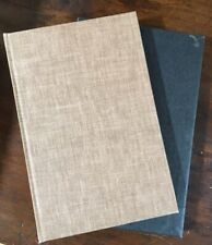 ROBERT FROST.  IN THE CLEARING. 1/1500.  Signed and boxed.