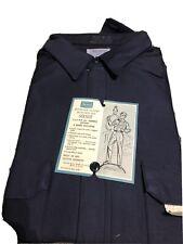 60's Sears Roebuck Mountain Cloth Work Shirt Sanforized New Usa 16.5 Vtg S