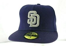 San Diego Padres Blue Baseball Cap Fitted 7