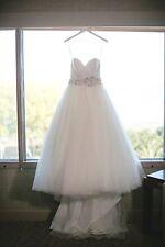 Allure Bridals Wedding Dress Style 2607 Size 8