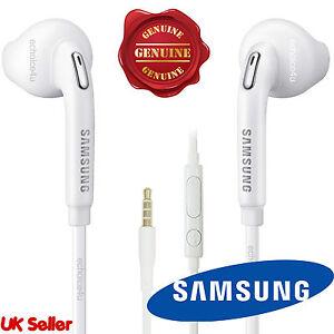 GENUINE FOR SAMSUNG EARPHONES S10 S9 S8 A3 A5 A8 J3 J5 J6 Note 3 4 9 HEADPHONE