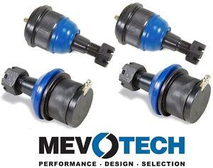 Mevotech Upper & Lower Ball Joints for Dodge Ram 1500 06-08 2500 3500 4X4 03-12