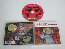 GORILLAZ/G-SIDES (PARLOPHONE 7243 5 36942 0 3) CD ALBUM