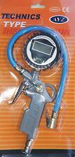 Digital Tire Pressure Gauge Inflator