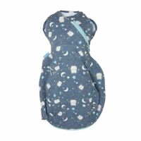 Ollie the Owl Gro-Snug 2-in-1 Swaddle and Grobag - Hip-Healthy - Newborn, Cosy