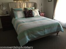 Hampshire Upholstered Bed / King Size Upholstered Beds / Australian Made Beds