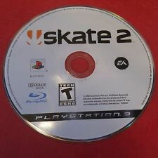 Skate 2 (Sony PlayStation 3, 2009) USED (DISC ONLY) #10403