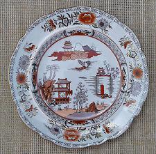 Mason'S/ashworths brevetto IRONSTONE Piastra-Oriental MODELLO anni 1860