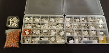 Enormous Collection Of Jewelry Making Supplies, Charms, Highly Reduced