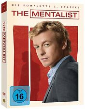 5 DVD-Box ° The Mentalist - Staffel 2 ° NEU & OVP