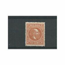 Ned. Indie 9F Willem III 1870  MH/ongebr  CV 50 €
