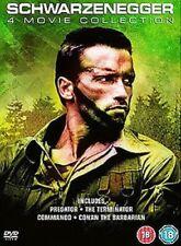 Películas en DVD y Blu-ray acciones Terminator