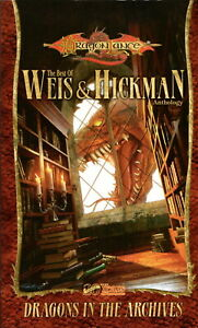 DRAGONLANCE: THE BEST OF WEIS & HICKMAN - Anthology - engl. - D&D - WTC