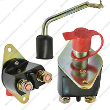 Heavy Duty Battery Isolator Switch 250A - 2500A Max - TIR Truck Plant Lorry Etc