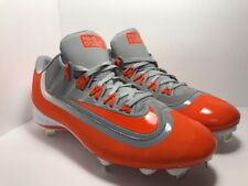 Brand New Nike Men's Huarache Pro Low Orange MLB Cleats Mens Size 12