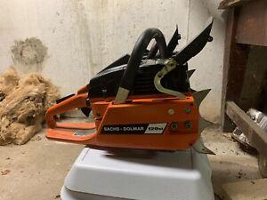 Sachs Dolmar 120si Chainsaw