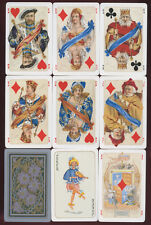 Playing cards Shakespeare Style Ch. Goodall & Son. Fournier 1993 sealed