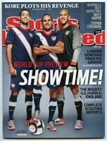 SI: Sports Illustrated June 7, 2010 Showtime: World Cup Preview, Team USA, G