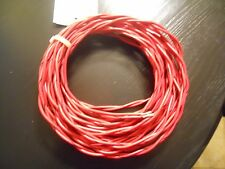 10 AWG STRANDED TWISTED POWER CABLE 33' Duel Cable