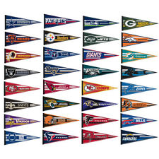 NFL Team Pennant Set and Collection