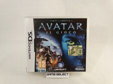 JAMES CAMERON'S AVATAR  - NINTENDO DS DSi 3DS 2DS NDS PAL ITA ITALIANO COMPLETO