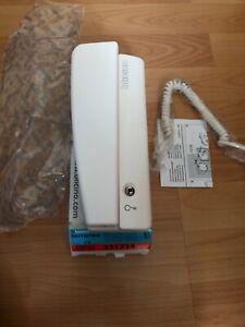 Bticino terraneo 331714 Haustelefon Station Türsprechanlage Neu OVP weiß