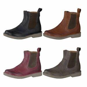 Ricosta Pepino Dallas Kinder Stiefel   Boots   Booties   Leder - NEU