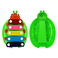 Baby Toy Music Instrument Five Keys Beetle Children Kids Musical Educational