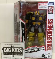 Transformers Netflix WFC IMPACTOR (Deluxe Class) Wave 2