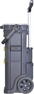 Stanley Werkzeugkoffer 2in1 Rollende Werkstatt