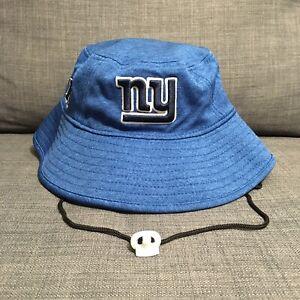 New York Giants New Era Bucket Hat Pro Bowl Size L/XL