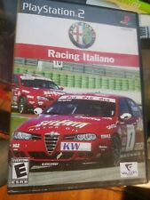 Alfa Romeo Racing Italiano (Sony PlayStation 2, 2006)