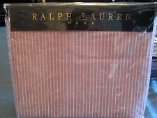 Ralph Lauren Set piumone in tessuto per camiceria a righe