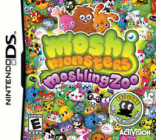 Moshi Monsters: Moshling Zoo (DS) VideoGames
