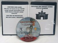 Uncharted 2 Among Thieves GOTY Game of the Year Edition Sony PlayStation 3 PS3