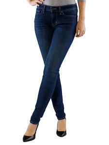 Levis 711 Skinny Jeans Mid Rise Skinny Jeans 25X30 26X30 27X30 19626-0244
