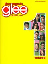 GLEE THE SEASON 1 Piano Vocal Guitar Sheet Music Book