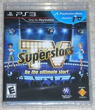 Playstation 3 - TV Superstars (New) PS Move Required