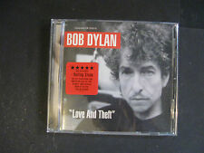 Music CD: Love and Theft by Bob Dylan (Sep-2001, Sony/Columbia)  one disc