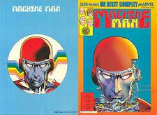 Lug - Semic  Un Récit Complet Marvel  RCM album N° 6  ( 12 & 13 )