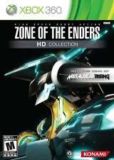 Zone of the Enders HD Collection Xbox 360 New Xbox 360, Xbox 360