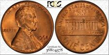 1968-S DDO PCGS MS64RD Lincoln Cent - RicksCafeAmerican.com