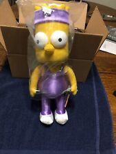 The Simpson Peluche Super Bart Simpson 30cm circa
