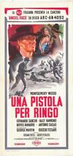 Repro 30x40cm -  UN PISTOLET POUR RINGO - Italienne