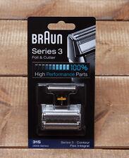 Braun 31S 5000 6000 Series 3 Foil Cutter 5895 5897 6525 6550 370cc 345s-4