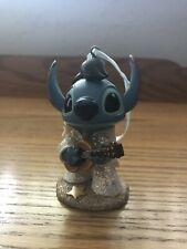 Disney Store Lilo And Stitch As Elvis Christmas Ornament