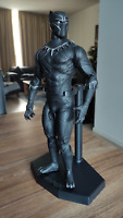 1:6 Avengers Infinity War Endgame Black Panther Statue Action Figure PVC Toy