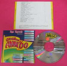 CD Compilation Quei Favolosi Anni'60 1967-8 GIANNI MORANDI I NOMADI no lp(C46)